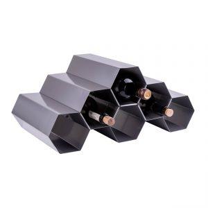 подставка для вина пирамида