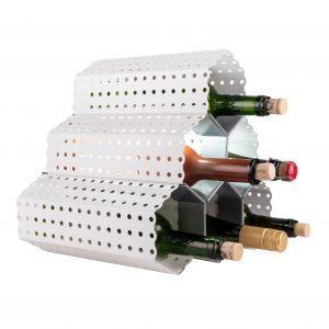 подставка для бутылок с подстветкой